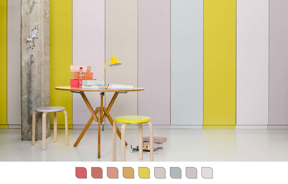 Paleta colores bruguer luxens salones y azul bltico - Paleta colores bruguer ...