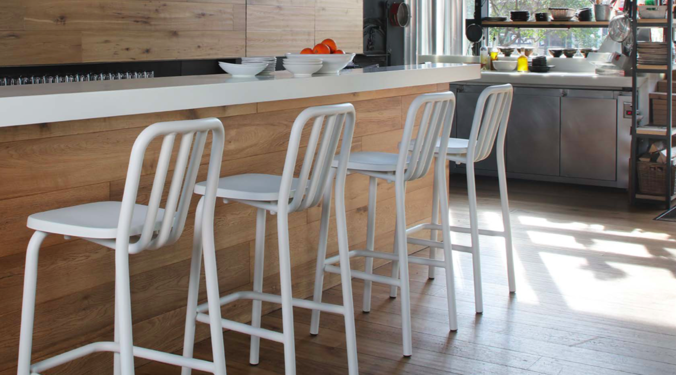 Mobles114 Mobles Barcelona Stool Mobles114 Mobles114